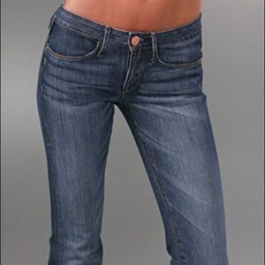 Earnest Sewn Keaton Light Denim Boot Cut Jeans 👖